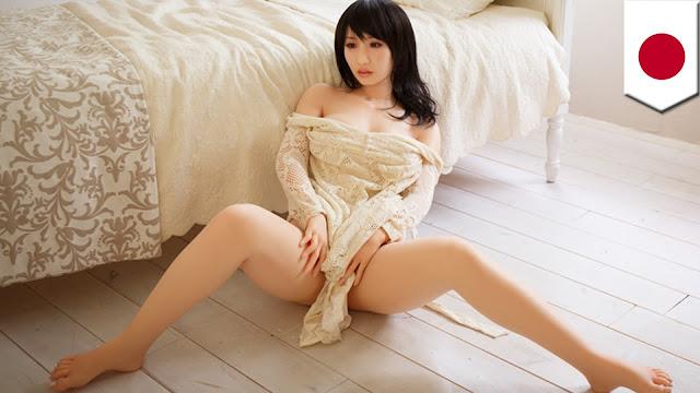 boneka seks jepang yang sangat mirip manusia dan juga cantik
