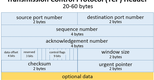 Networking And Scripting : Packet Formats to Remember