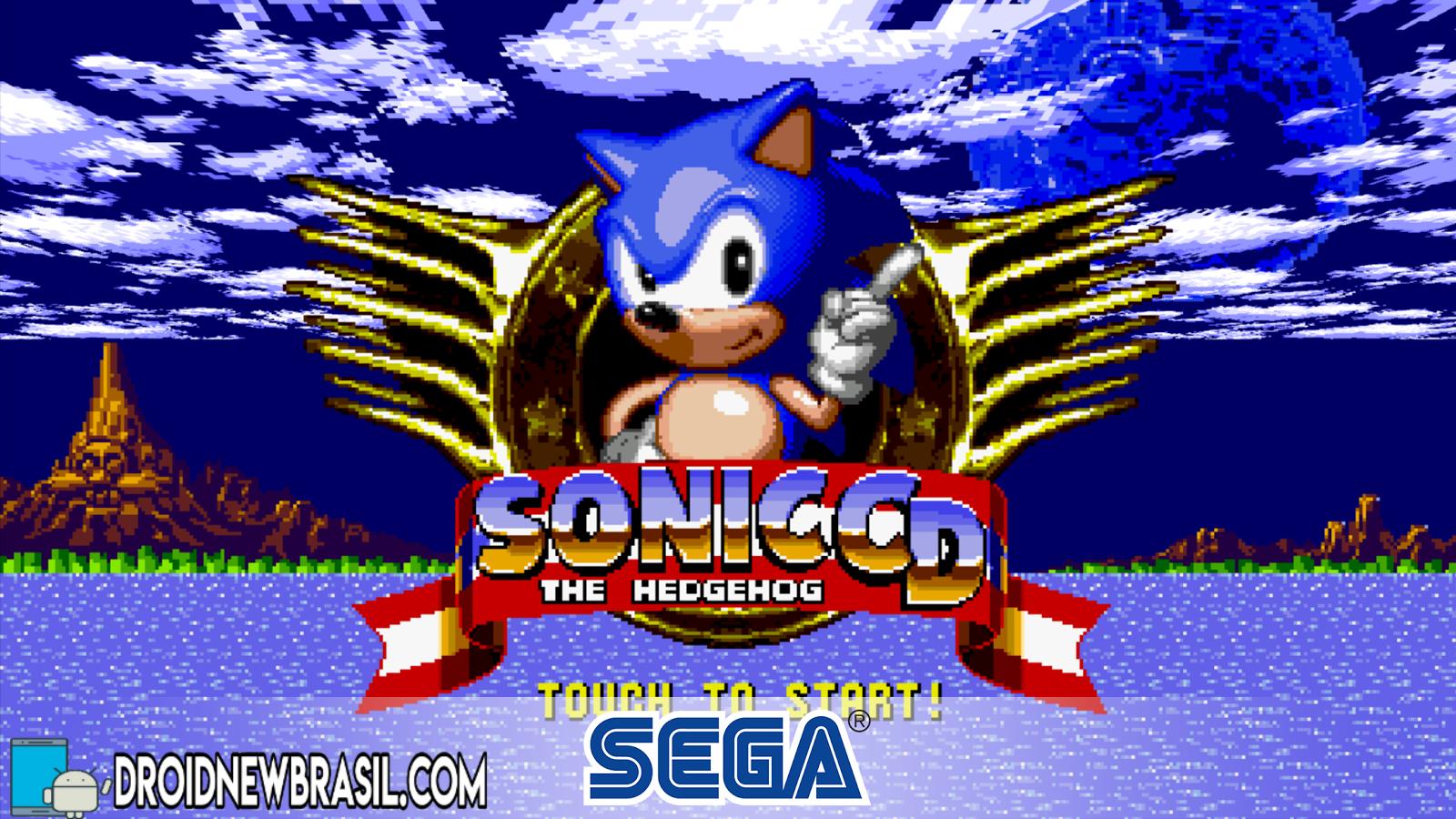 Sonic CD Classic v1.0.2 Apk – OBB