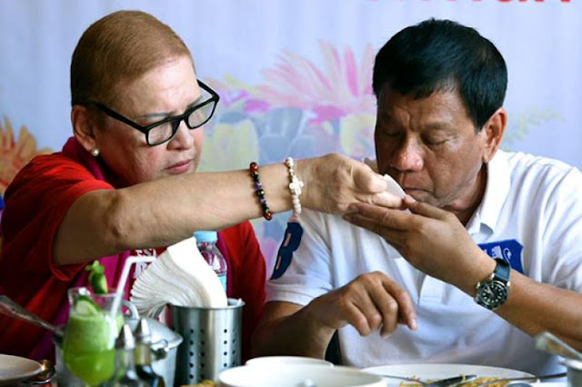 ELIZABETH ZIMMERMAN : DIGONG STILL TAKES CARE OF ME