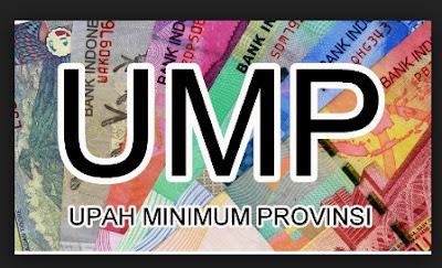 Daftar Honorer Penerima UMP Dan Kenaikan UMP 34 Provinsi 2017