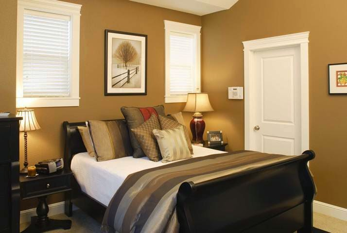 modern bedroom paint color ideas