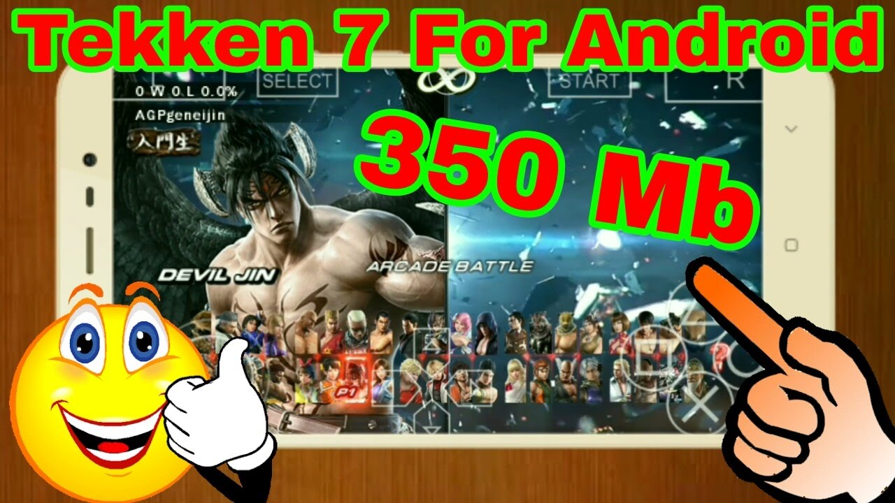 TEKKEN 7 Highly Compressed Pc Game 376 MB For Window and ...
