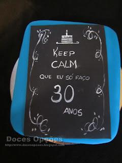 bolo Keep calm