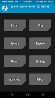 Twrp 3.0.2 Recovery For Gionee V4s