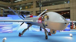 UAV Kelas MALE Taiwan