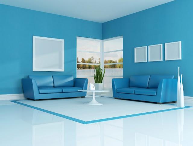 Desain Ruang Tamu Minimalis Dengan Sofa