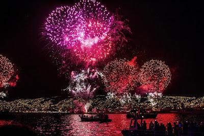 Sydney NYE celebrations