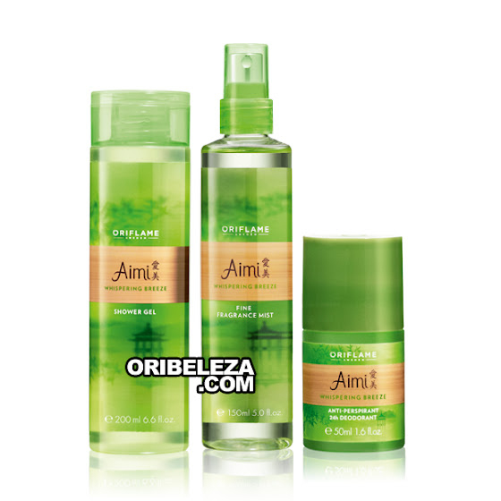 Aimi Whispering Breeze da Oriflame