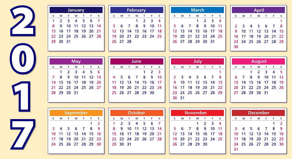 Kalendar 2017 2016 Blank Calendar Calendar En Www