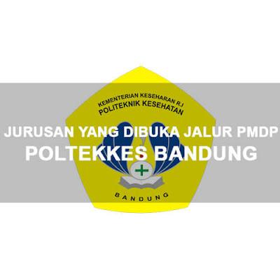 Jurusan yang dibuka Jalur PMDP Poltekkes Bandung 2018/2019