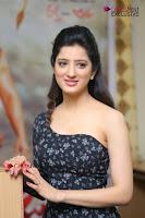 Telugu Actress Richa Panai Stills in One Shoulder Floral Long Dress at Rakshaka Bhatudu Movie Interview  0188.JPG
