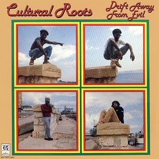ROOTS STONE: Cultural Roots - Drift Away From Evil 1982