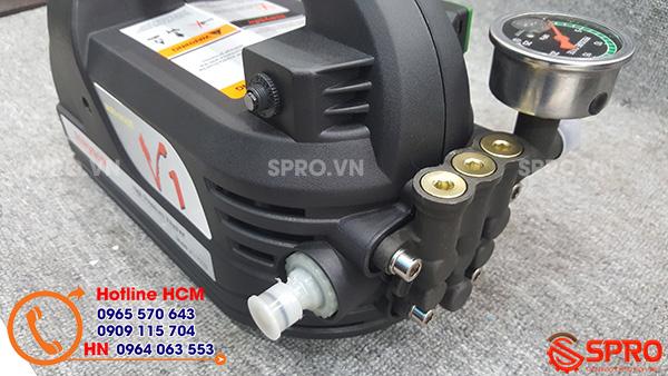 Đầu nối nước vào máy rửa xe Tonyson V1