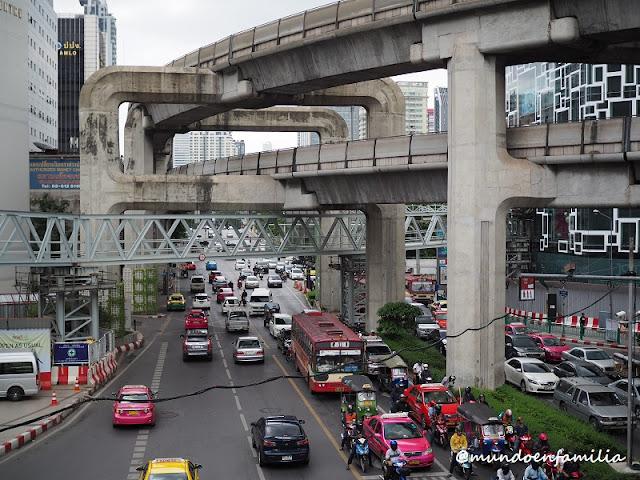 Centro de Bangkok