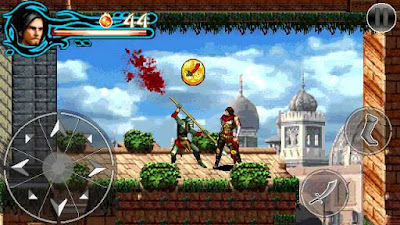 Prince Of Persia Java Game For Android 1.4 MB