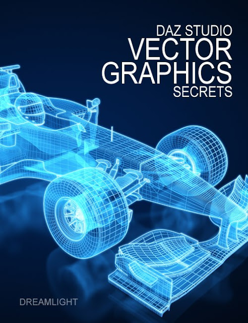 Daz Studio Vector Graphics Secrets