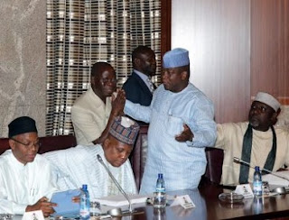 APC Govs In Fresh Unanimous Plot To SACK National, Chairman, Oyegun, Tips Ex Colleague As Replacement