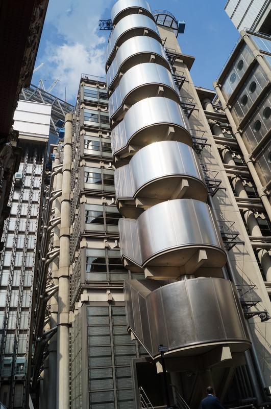 edificio de la Lloyds