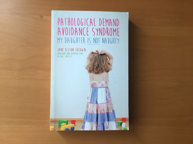 book pathological demand avoidance my daughter is not naughty