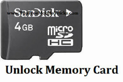 How to Unlock Memory Card Forget Password Recover