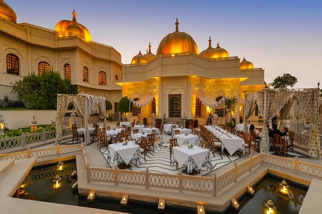 The Oberoi Udaivilas in Udaipur  IMAGES, GIF, ANIMATED GIF, WALLPAPER, STICKER FOR WHATSAPP & FACEBOOK