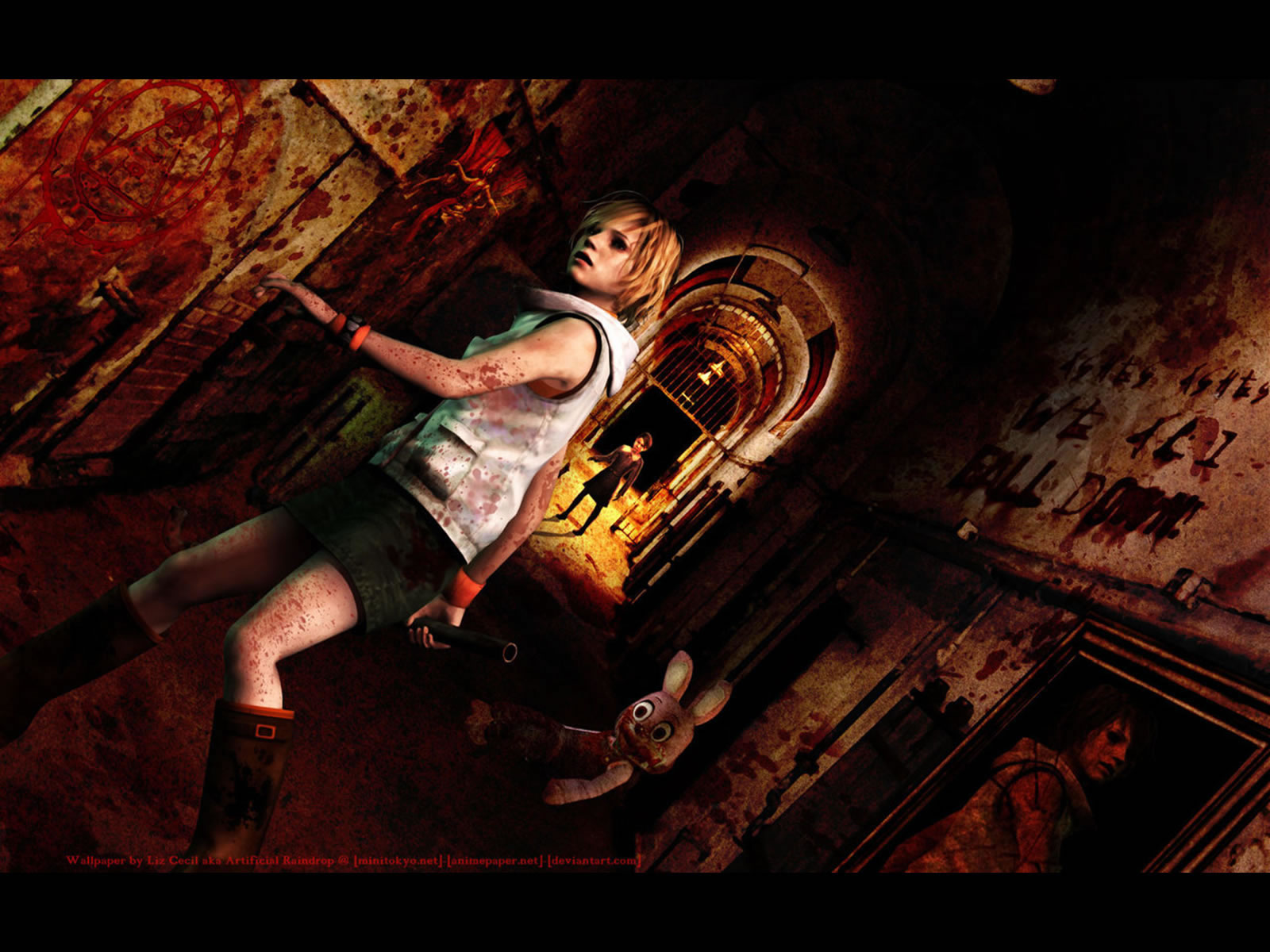 Analise: Silent Hill 3