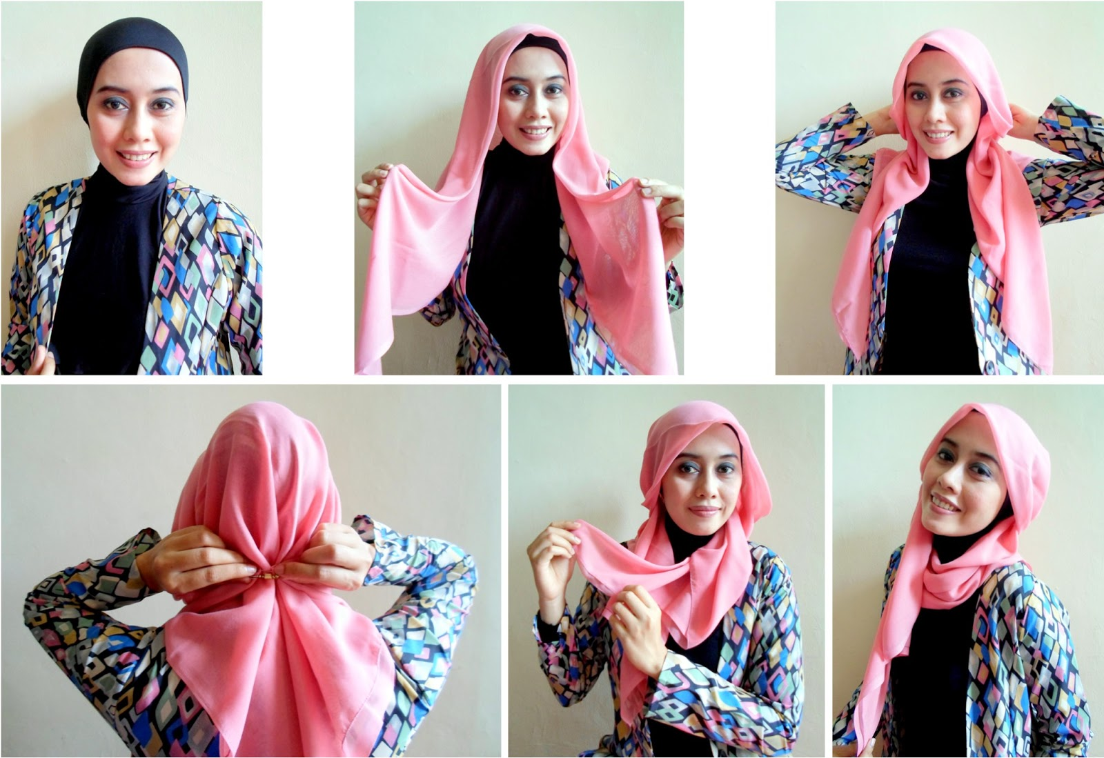 Hijab Style Hijab Tutorial