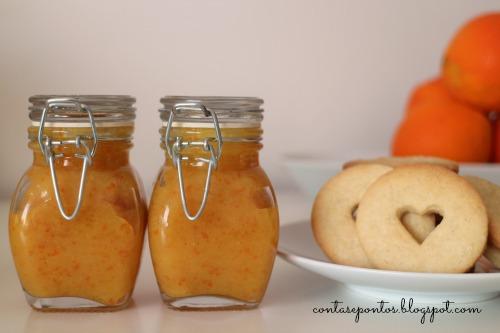Doce de laranja - Handmade