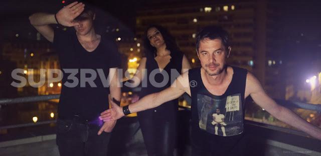 """Boris Jardel, líder de Supervision 3: """"No quiero ser catalogado como un grupo de rock francés"""""""