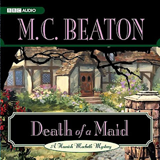 Review of Death of a Maid by M. C. Beaton