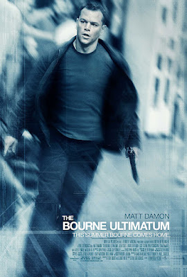 ultimatum bourne'a matt damon film recenzja