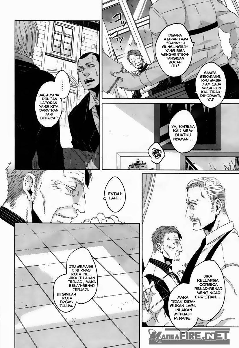 Gangsta Chapter 11-8