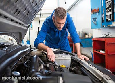 تحميل كتاب تشخيص وإصلاح الأعطال الميكانيكية في السيارة PDF