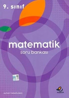 Endemik 9. Sınıf Matematik Soru Bankası PDF