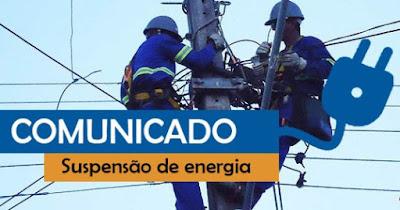 Desligamento programado Coelba em SAJ e Castro Alves nesta sexta-feira, 20