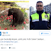 Σκύλος που φρόντιζε αστυνομικός που σκοτώθηκε τον περιμένει στο σημείο του θανάτου του