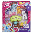 MLP Camping Set Scootaloo Brushable Pony