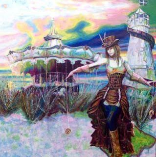 Ирландский художник. Stuart S Murray