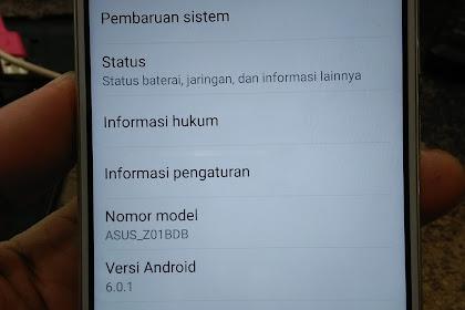 Cara Mudah Reset Akun Gmail Asus Zenfone 3