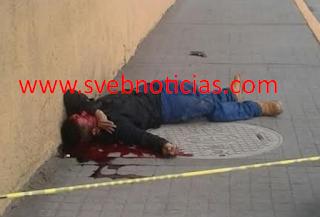 Identifican al delincuente abatido tras balacera en Orizaba Veracruz