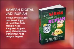 Ubah Sampah Digital Jadi Rupiah