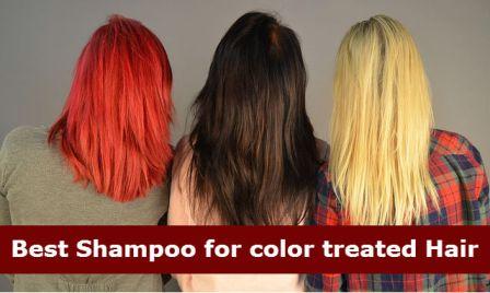 Shampoo For Color Treated Hair Necessary