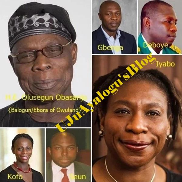 My daughter, Iyabo does not take nonsense from anyone – Obasanjo
