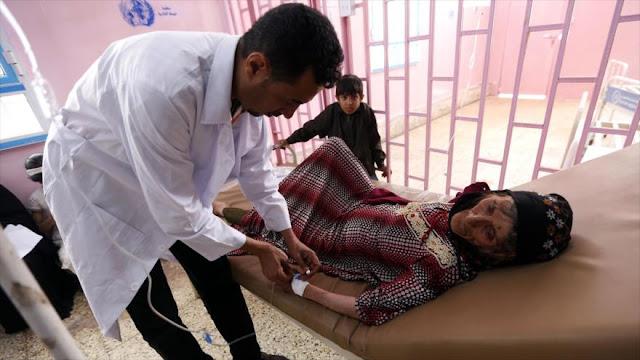"""""""Crisis de cólera de Yemen, facilitada por EEUU y Reino Unido"""""""