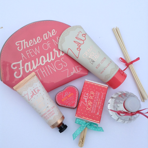 Cute and Pretty Zoella Beauty Products ~ #Review #Giveaway