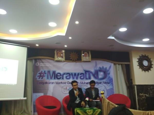 Tasyakuran Markaz Dakwah, Ketua PCIM: Ini sebagai Central of Excellent Muhammadiyah di Timur Tengah