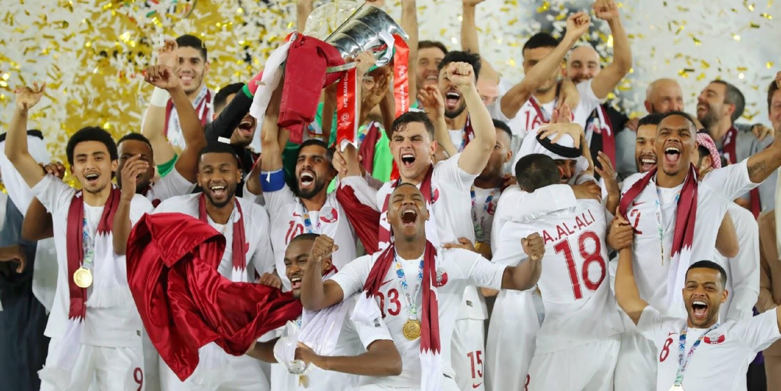 QATAR, AFC ASIAN CUP