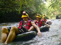 Objek Wisata Goa Lanang
