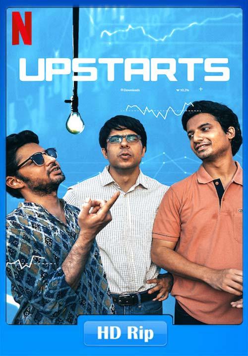 Upstarts 2019 HDRip 720p Telugu Tamil Hindi Eng x264   480p 300MB   100MB HEVC
